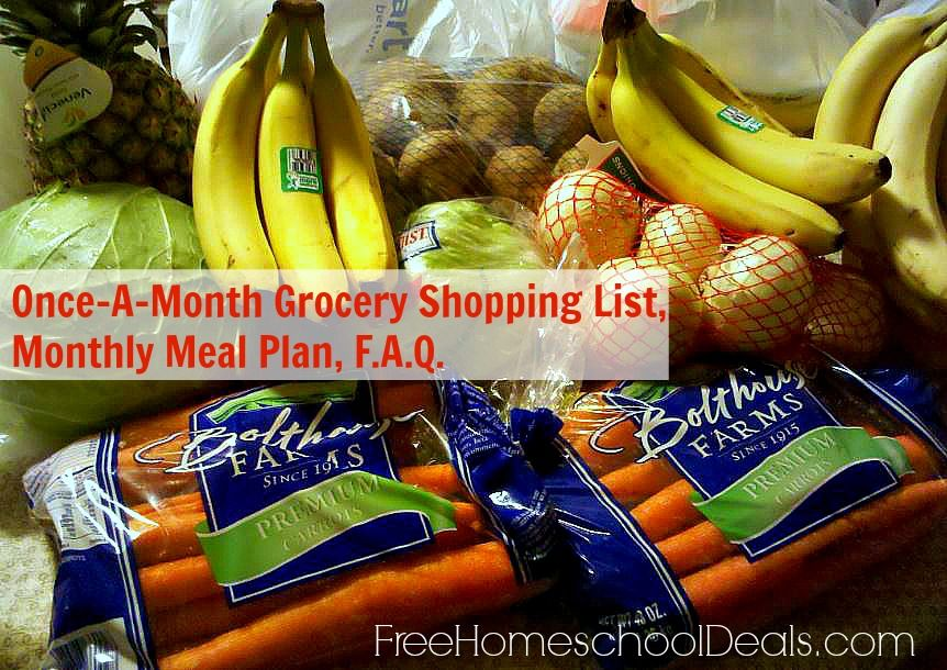 How To Grocery Shop For Healthy Food On A Budget
