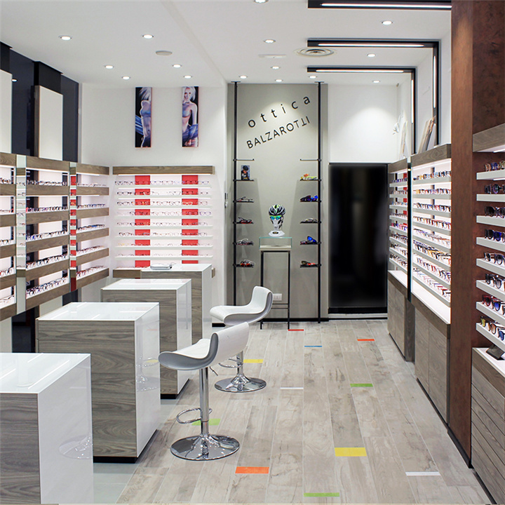 New Retail Display Optical Decorating Ideas