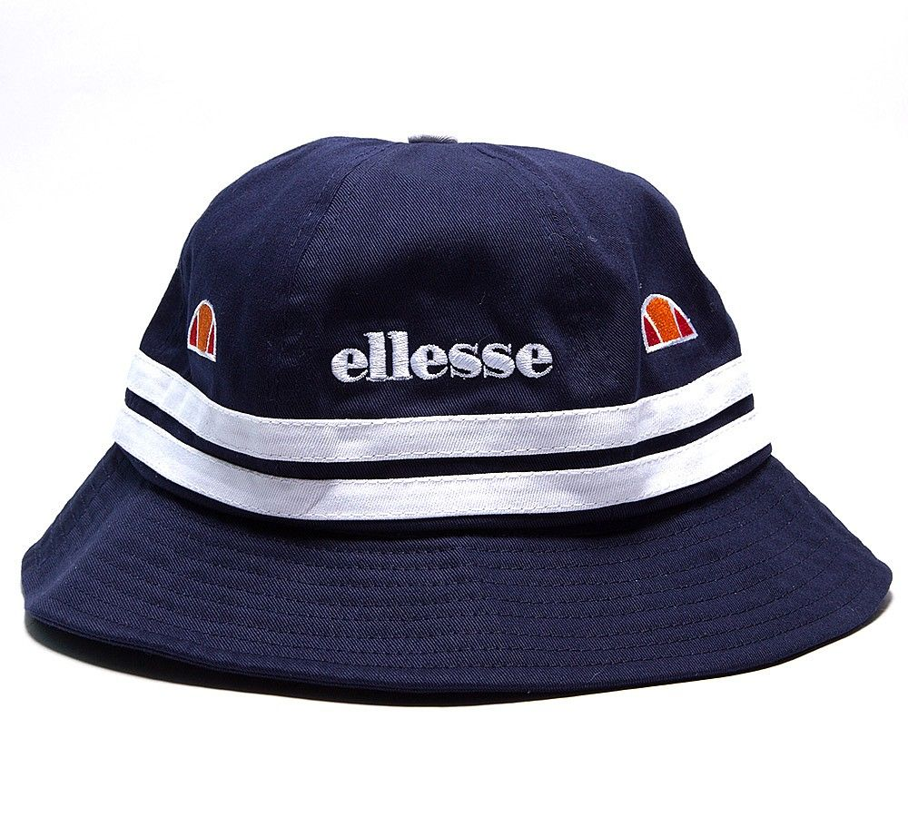 83e5b4f4e5 ELLESSE Lorenzo Bucket Hat | Navy | Footasylum | My style in 2019 ...