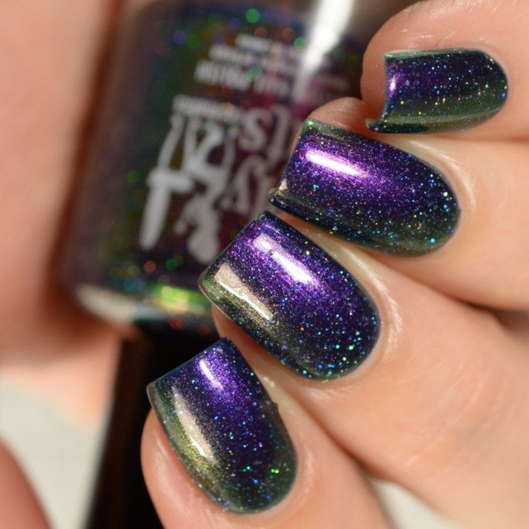 Girly Bits Concert Series Greta Van Fleet Delishious Nails Concert Nails Colorful Nail Designs Purple Nails