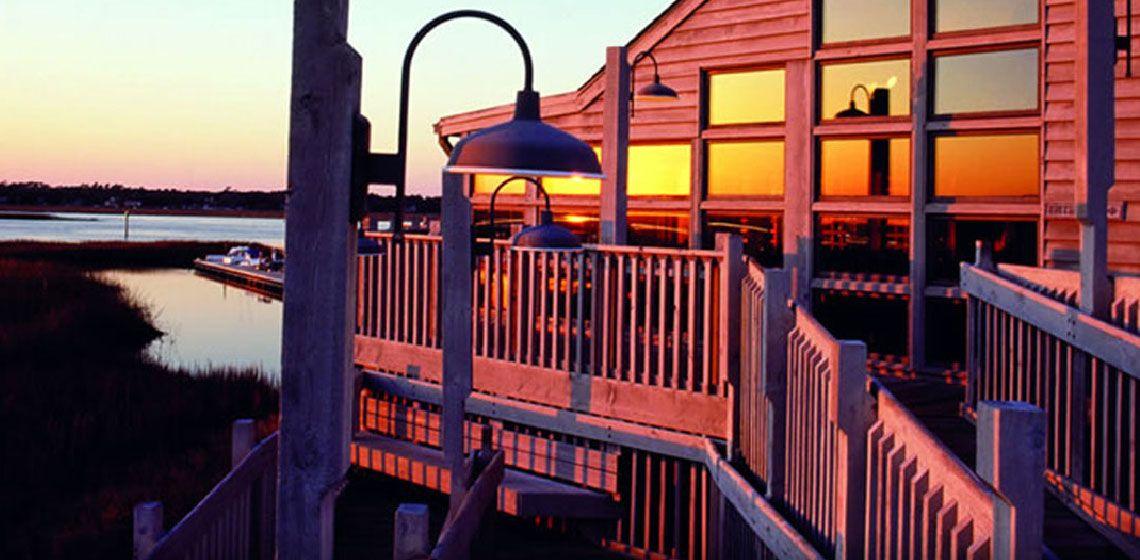 Gulfstream Cafe Seafood Restaurant Best View