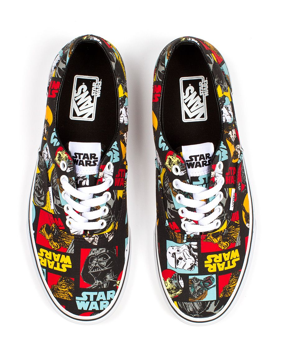 a7f4745be5  starwars  vans Wore these to dodgers Star Wars night... Had the time of my  life!!