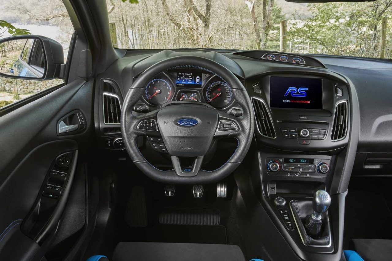 2017 Ford Focus RS Limited Editioninterior Save image