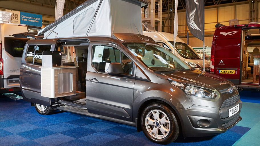 Wellhouse Leisure Evie Google Search Ford Transit Connect
