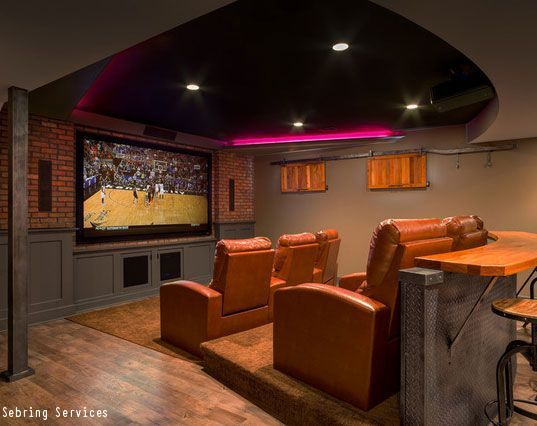 Basement Home Theatre Ideas Property turn your tv/dvd combo or tv/stereo system into a home theater