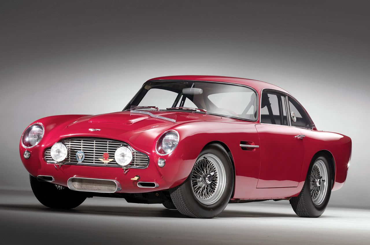 Captivating Vintage Aston Martin Zagato | Aston Martin Db4gt Zagato Luxury Old Car