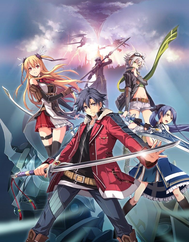 The Legend Of Heroes Sen No Kiseki Anime Pictures 1