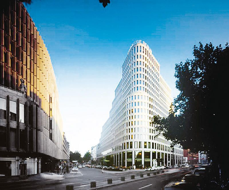 Hotels Berlin Zoologischer Garten: Hotel Concorde Berlijn Is Een Stijlvol Vijfsterrenhotel In