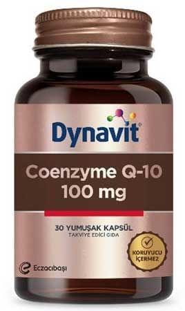 Dynavit Coenzyme Q10 100 Mg Indirimli Fiyat Burada Urunler Bitki