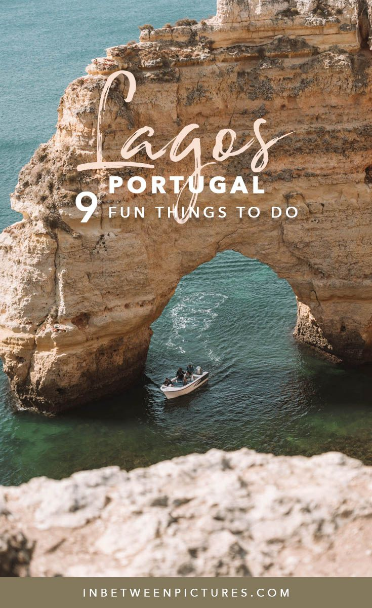 9 Fun Things To Do in Lagos Portugal | In Between Pictures #portugal