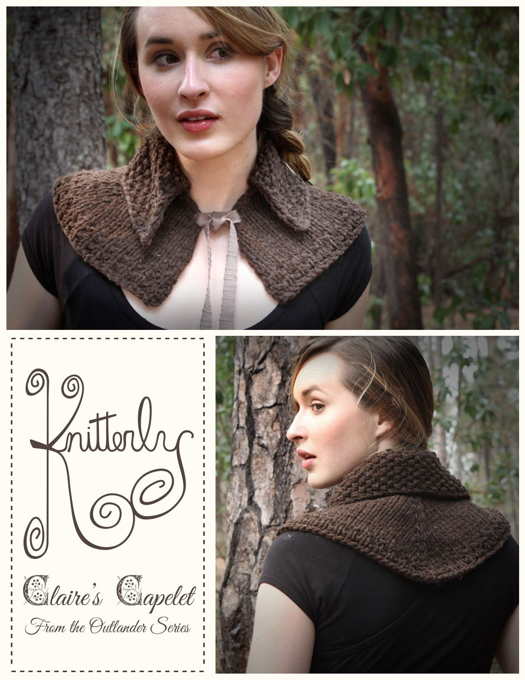 Claires capelet pattern from the outlander series on starz claires capelet pattern from the outlander series on starz bankloansurffo Gallery