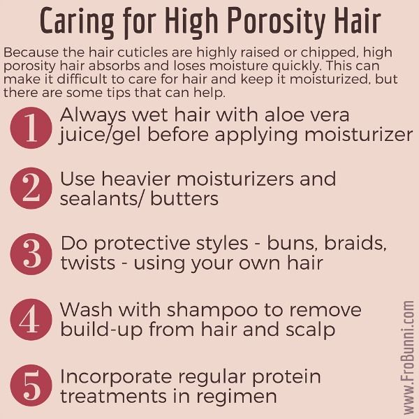 Dealing With High Porosity Natural Hair High Porosity Hair Hair Porosity Natural Hair Styles