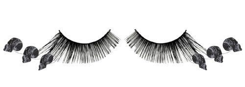 Skull Eylashes Adult Accessory Size One-size Disguise Costumes http://www.amazon.com/dp/B008298FRG/ref=cm_sw_r_pi_dp_49Nfub0M840CT