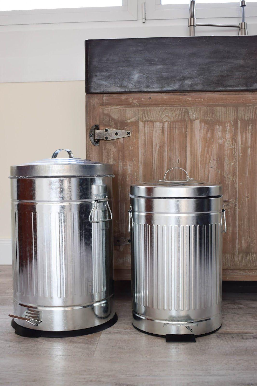 DIY Wandregal und erste Einblicke in die neue Küche  Mülleimer