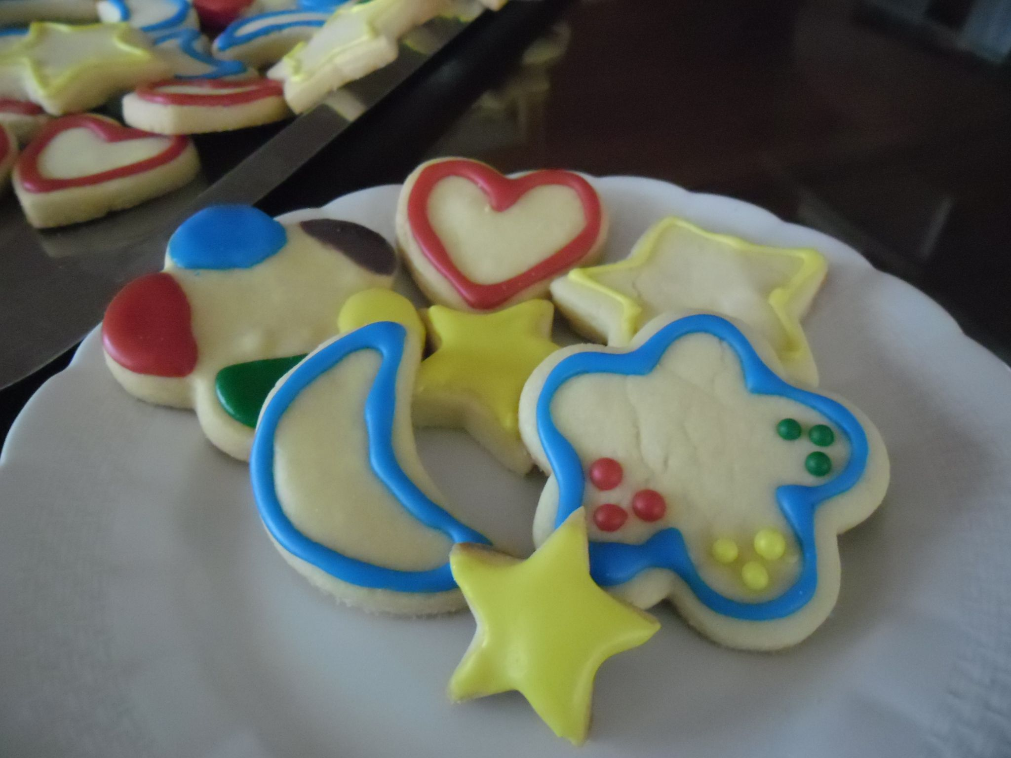Galletitas decoradas