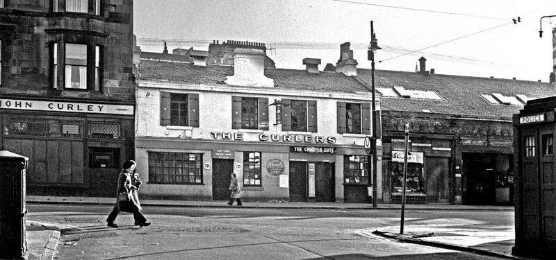 Byres Road From Ruthven Street Glasgow January 1976 Glasgow Pubs Glasgow Glasgow City