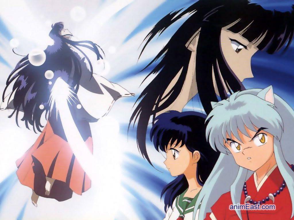 Inuyasha   Tv shows/ Movie's   Inuyasha, Kagome higurashi, Anime