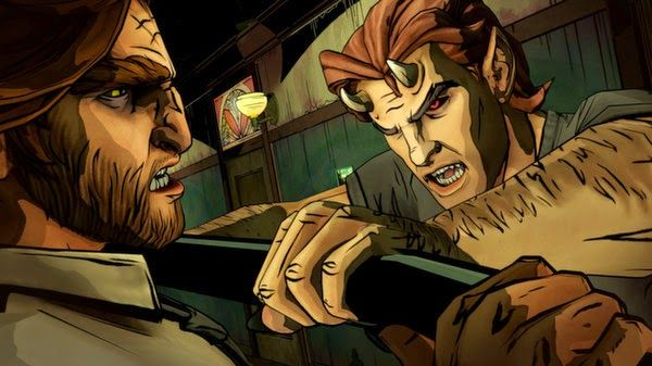 Fission Mailure The Wolf Among Us The Wolf Among Us Wolf Dark Stories