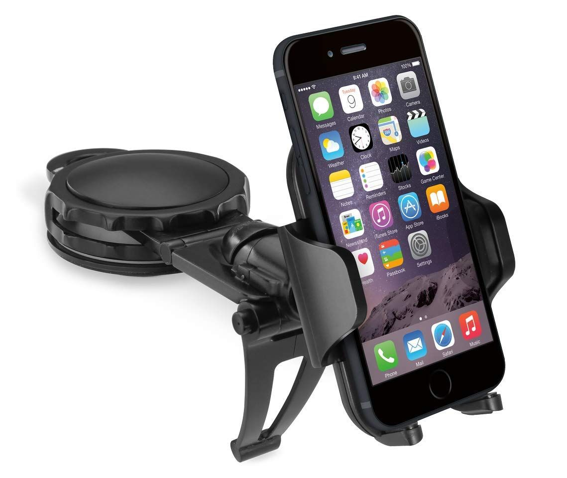 Macally Dashboard Car Phone Holder Mount With Super Strong Dash Suction Cup For Iphone Xs Max Xr X 8 Plus 7 Plus 6s In 2020 Smartphone Gps Smartphone Car Phone Holder
