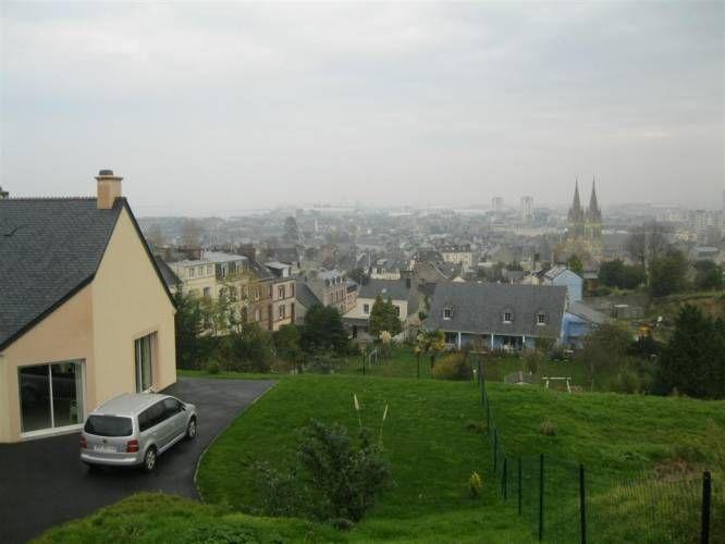 Vente Pavillon de type F4 sur 1200 m² de terrain CHERBOURG (50100) - Côte & Littoral
