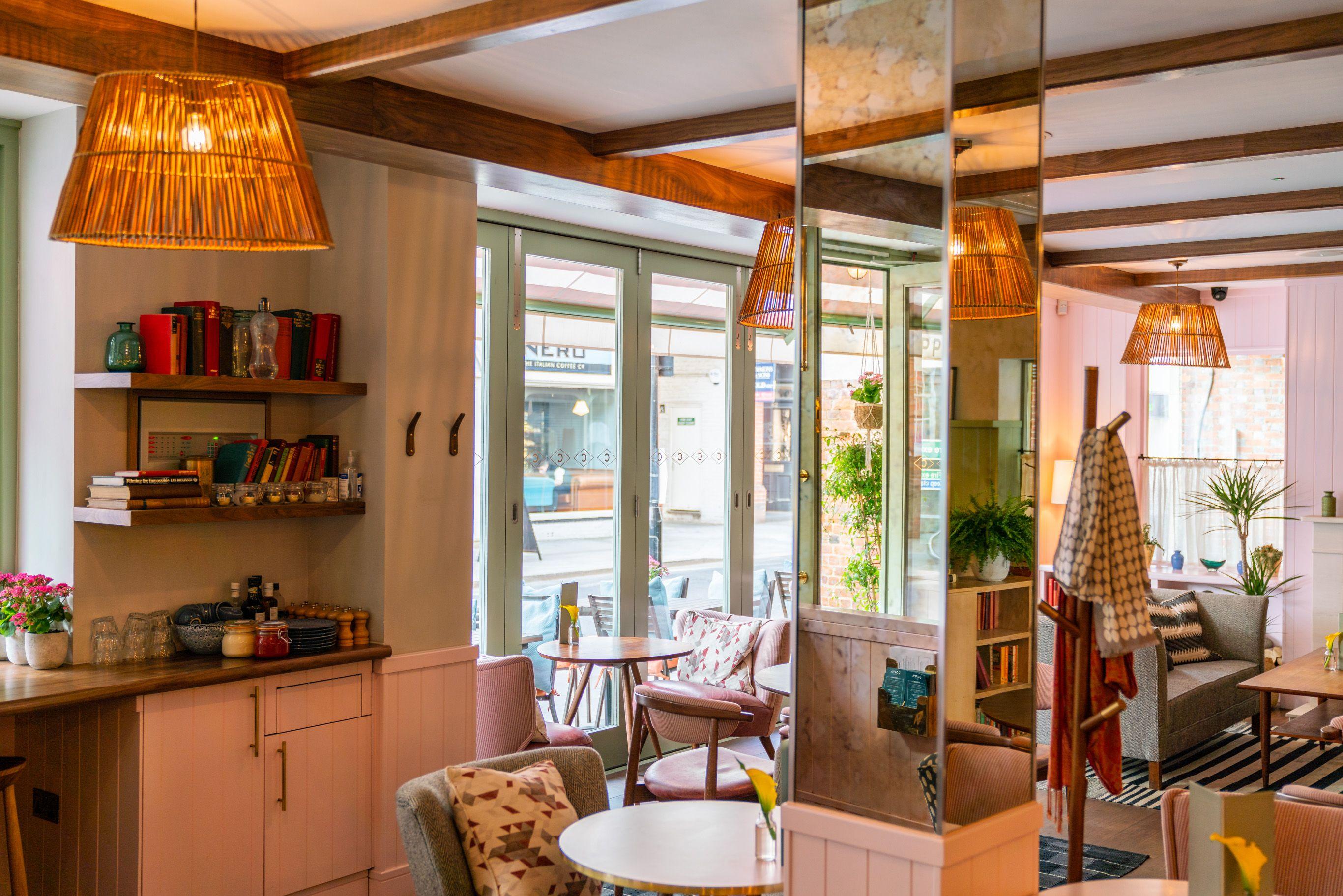 Coppa Club, Henley - Restaurants, Bars, Design, Restaurant Design, Bar