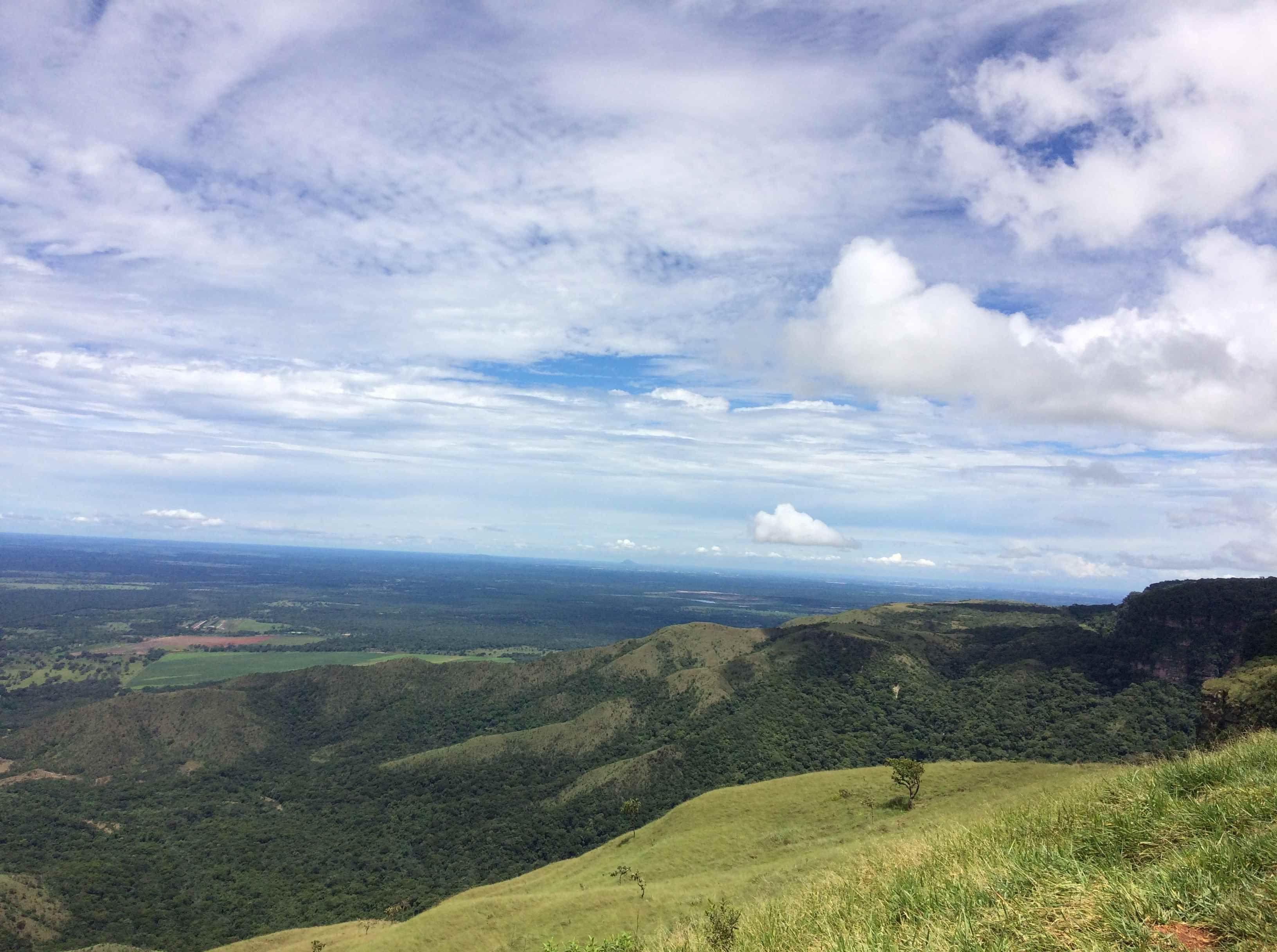 Chapada dos Guimarães - Mato Grosso MT - Brasil - Viagem Volta ao Mundo - Just Go #JustGo