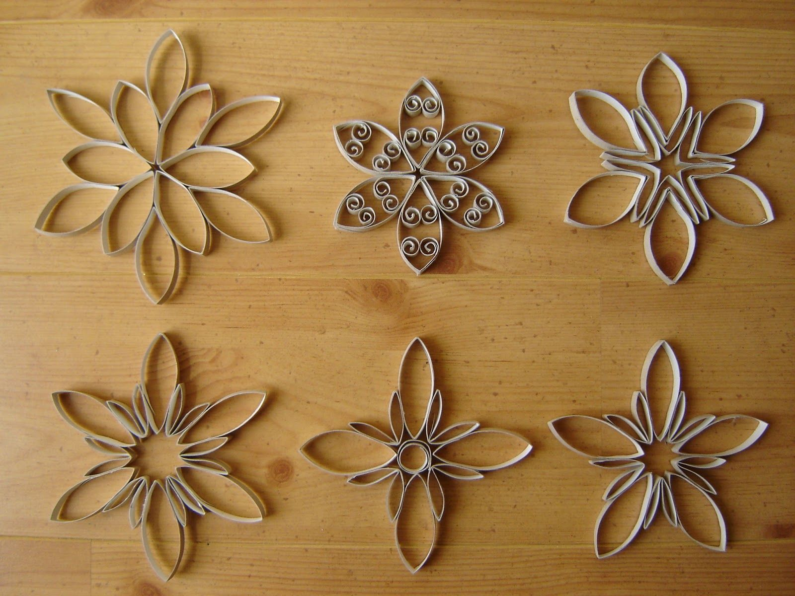Toilet Paper Roll Flowers All The Best Ideas Toilet