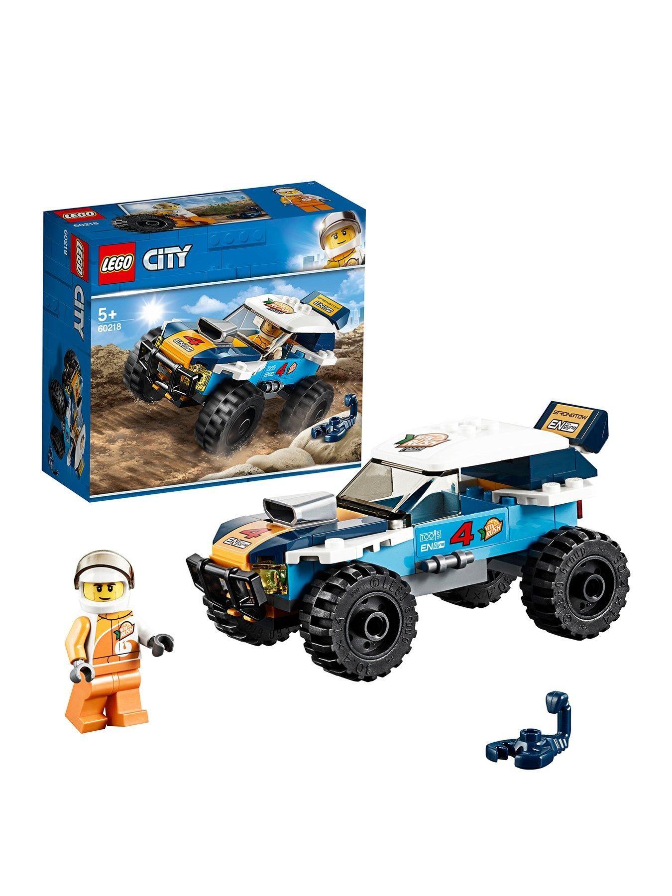 60218 Desert Rally Racer Lego Lego City Buy Lego
