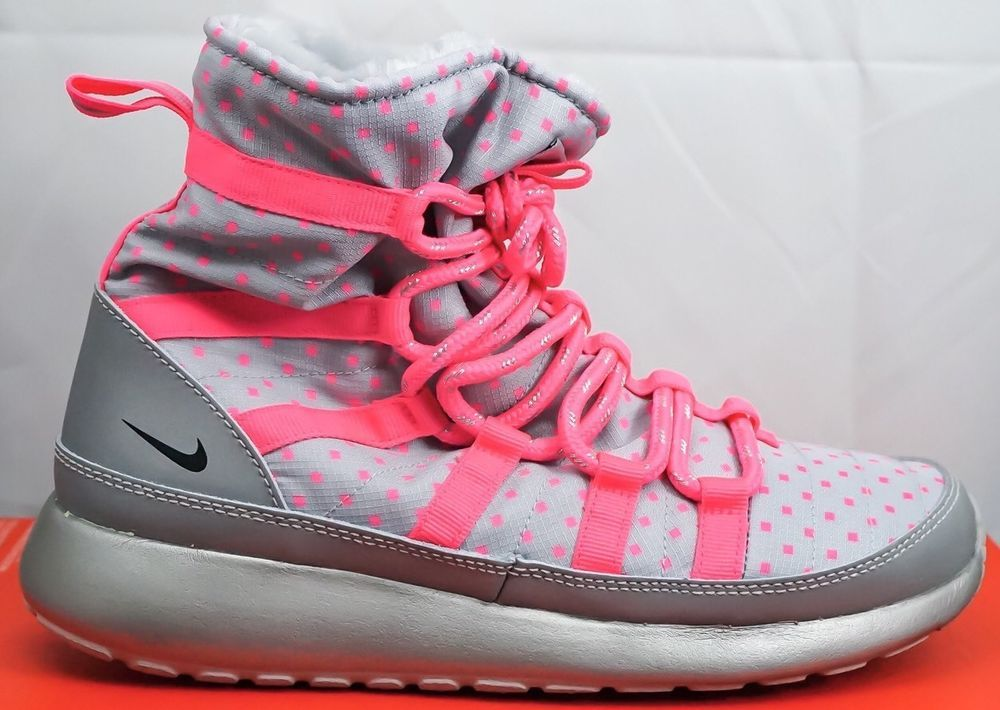 ae26867ea559 Nike Roshe One Hi Flash Running Shoe 5Y Womens 6.5 (eBay Link ...