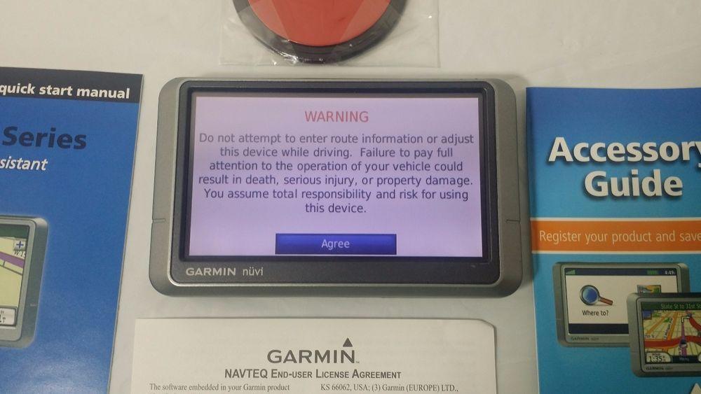 Garmin Nuvi N20233 - Portable GPS Navigation System Receiver