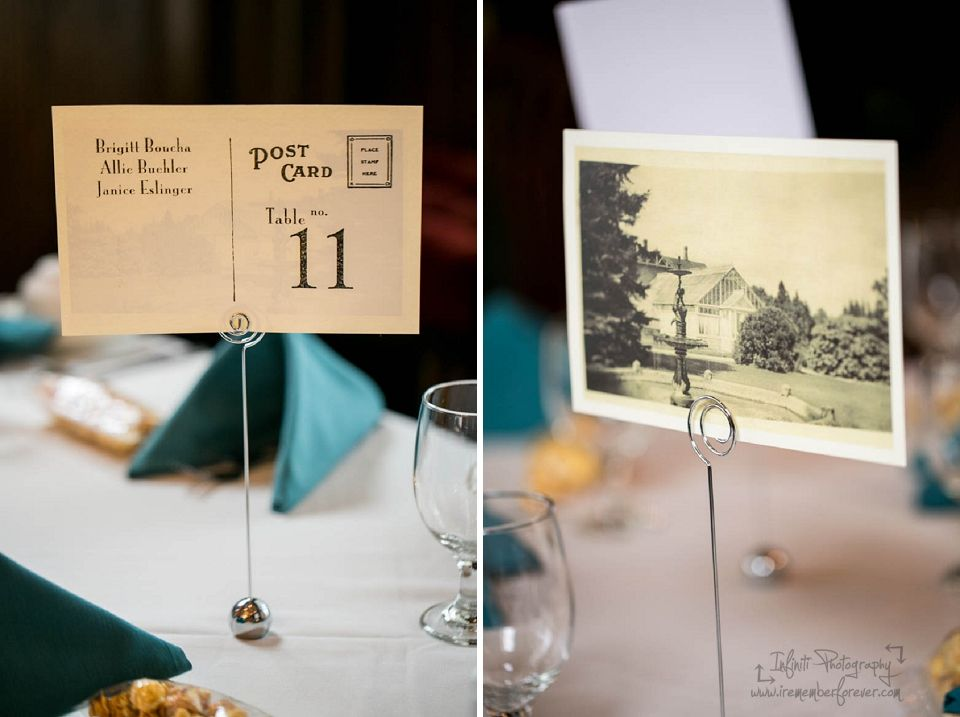 Love Vintage Postcard Table Numbers Photo By Heatherkan Com With