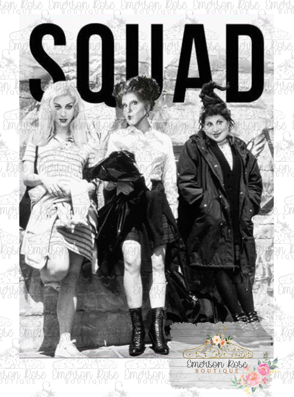 Hocus Pocus Squad Goals Halloween Movie Png Digital Etsy Halloween Movies Halloween Hocus Pocus Squad Goals