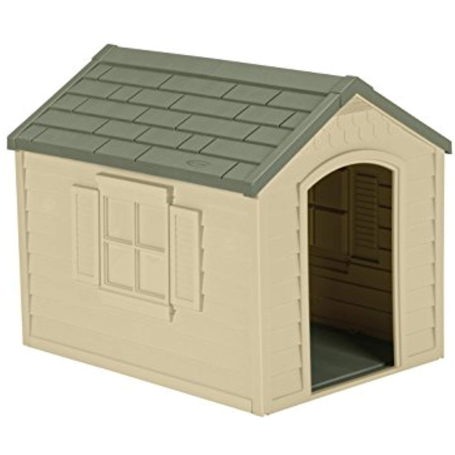 Suncast Dh250 Dog House Find Out More About The Great Product