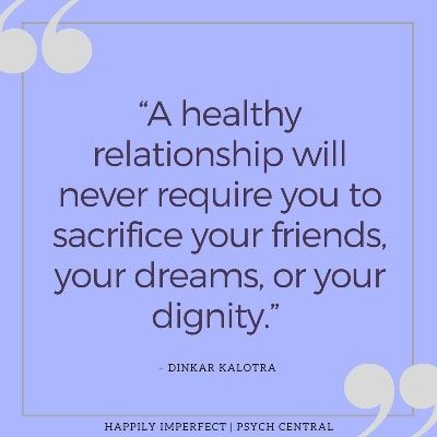 Healthy Relationship Quotes 16 Quotes to Inspire Healthy Relationships | My Life Inspiration  Healthy Relationship Quotes