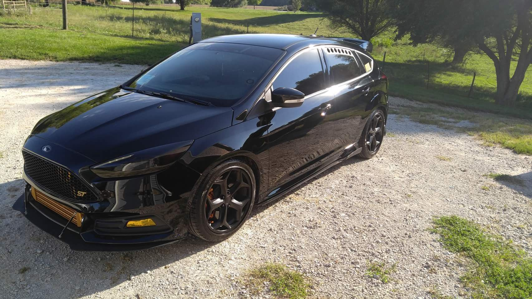 Ford Focus St Mk 3 5 Facelift Ford Focus St Ford Focus Ford