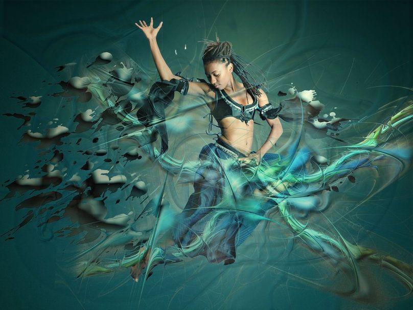 baile de fantasía wallpaper