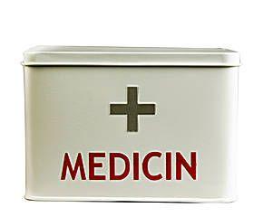 Botiquín de primeros auxilios Medicine II