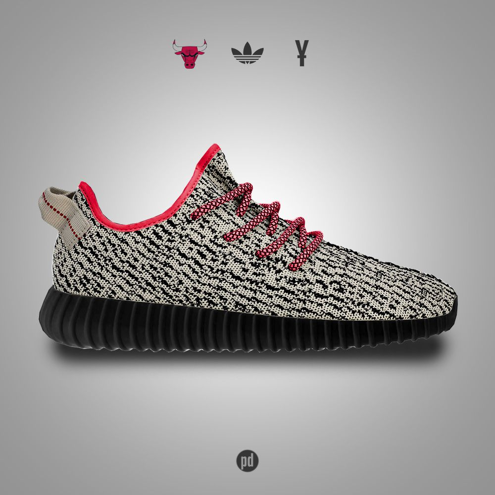 Heres What The adidas Yeezy 350 Boost Would Look Like In NBA