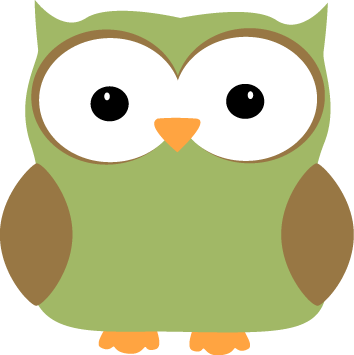 owl art green owl clip art image light green owl with brown rh pinterest ca owl clipart that you can use legally owl clipart border