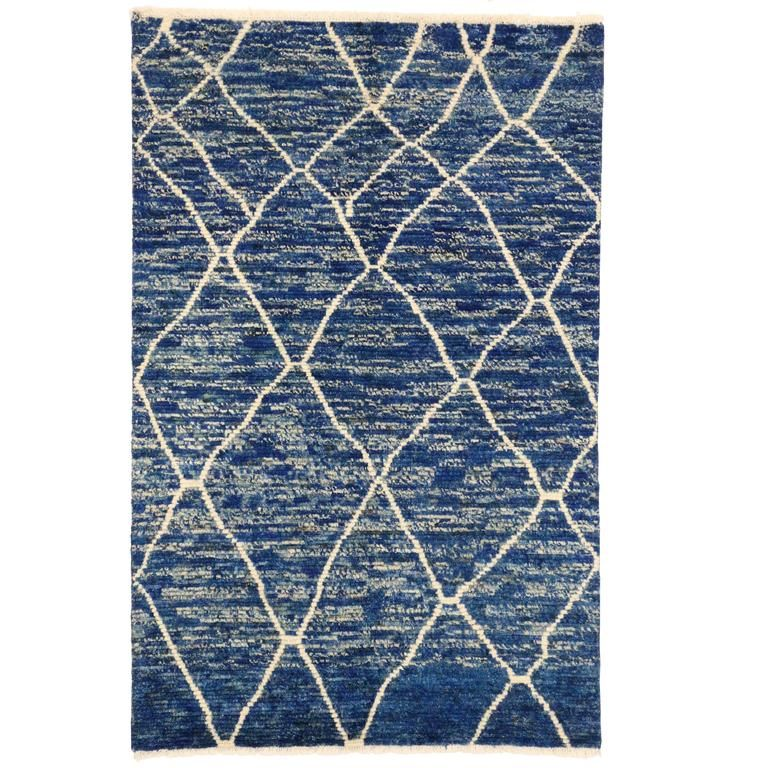 Best 1Stdibs Moroccan North African Rug Style Area Abstract 640 x 480