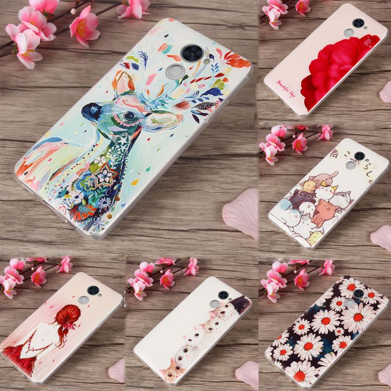Special Section Silicon Case On For Huawei Honor 9 Lite Case Cover For Fundas Huawei Honor 9 Lite Soft 3d Diy Panda Bear Doll Unicorn Phone Case Cellphones & Telecommunications