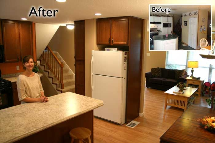 Split Level Remodel Interior   Google Search
