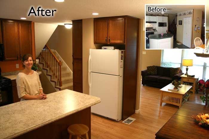 Kitchen Designs For Split Level Homes 42 Pic Of split level remodel