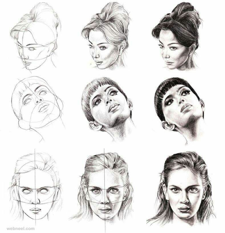 Easy To Draw Realistic People