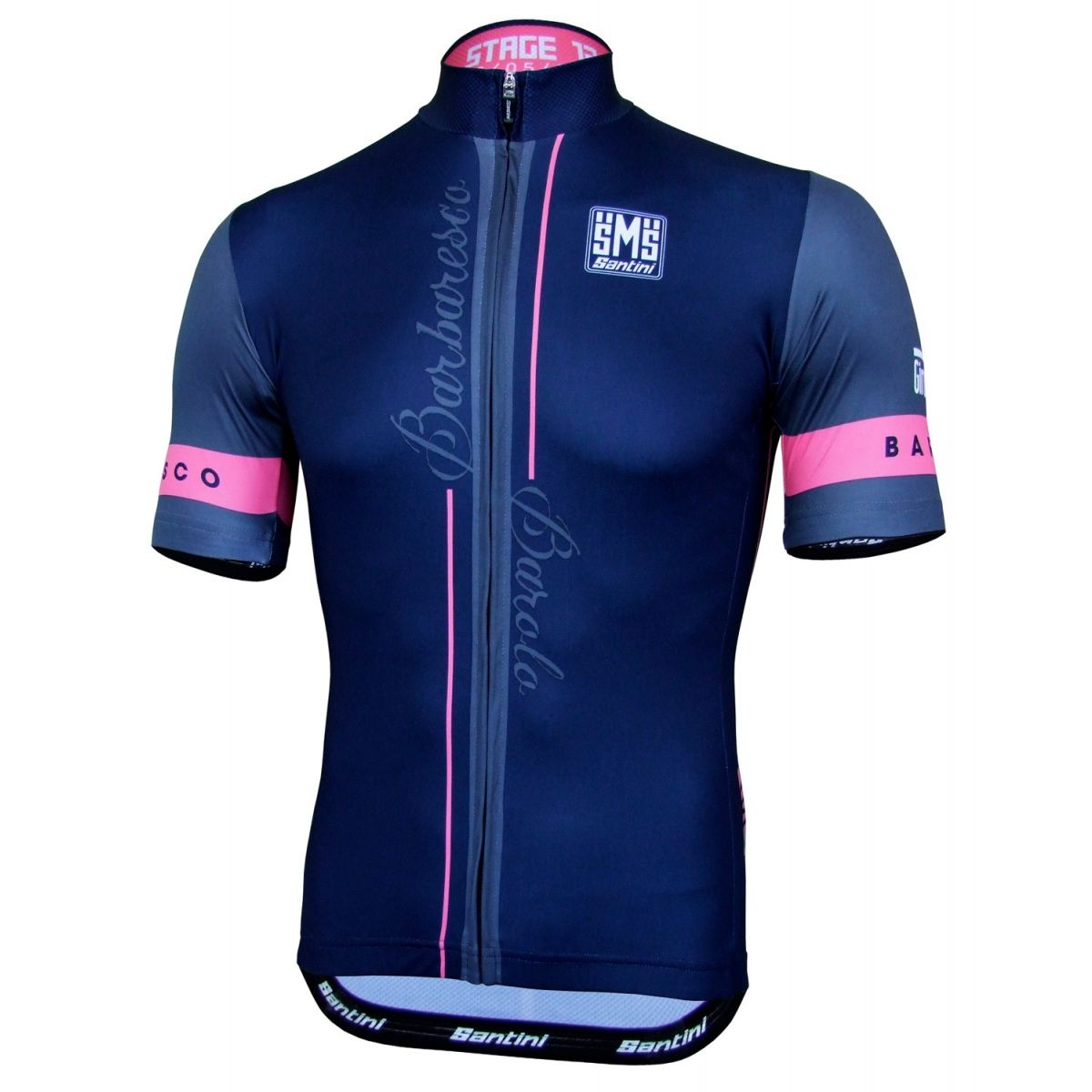Giro D Italia 2014 Barbaresco Barolo Jersey Short Sleeve Full Zip Bike Jersey Giro D Italia Cycling Jerseys