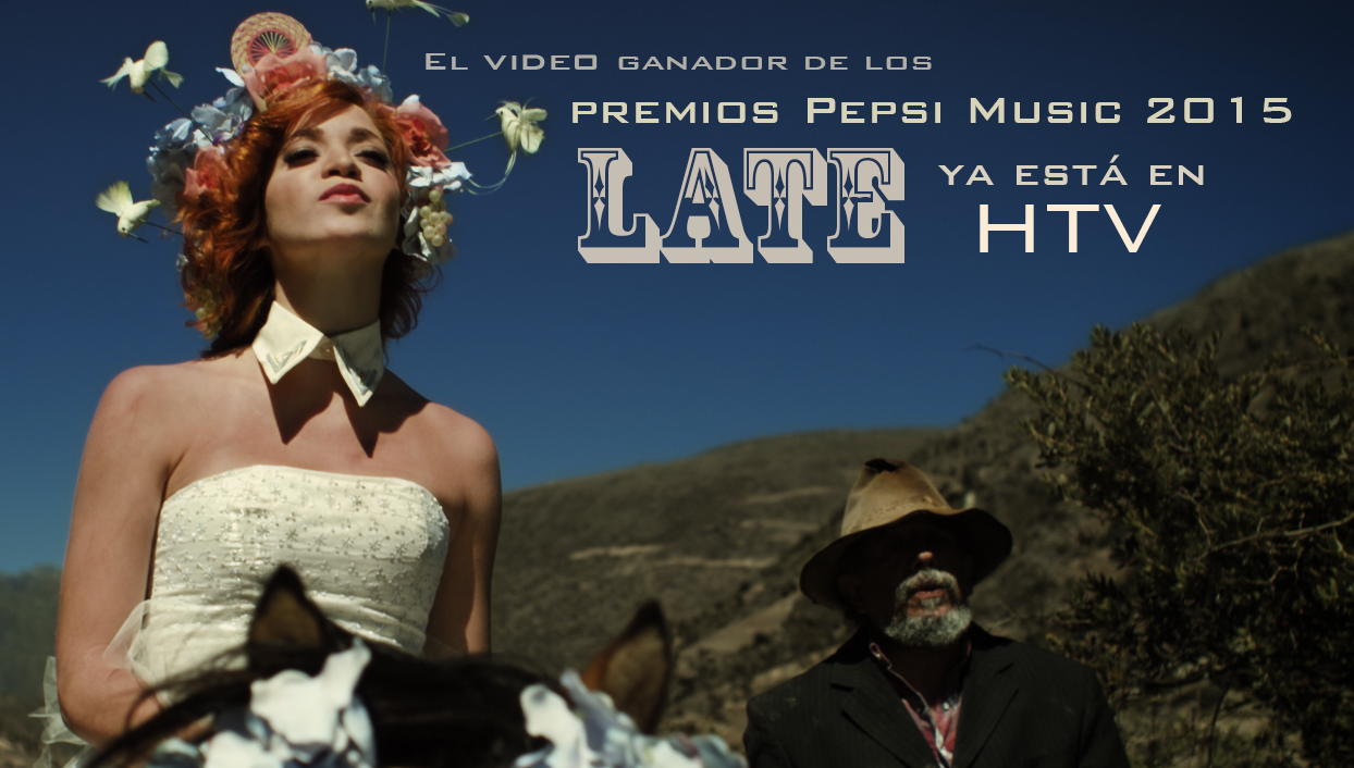 "Laura Guevara rota con ""Late"" en HTV http://crestametalica.com/laura-guevara-rota-con-late-en-htv/ vía @crestametalica"