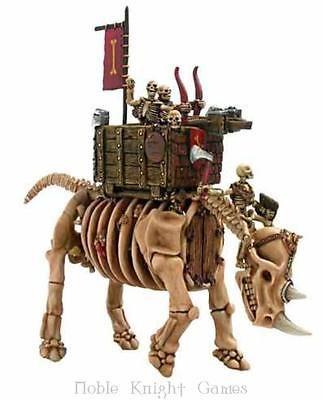 25mm 158729: Mirliton Sg Grenadier 25Mm Skeleton War Rhino Bolt Thrower Box Mint -> BUY IT NOW ONLY: $56.49 on eBay!