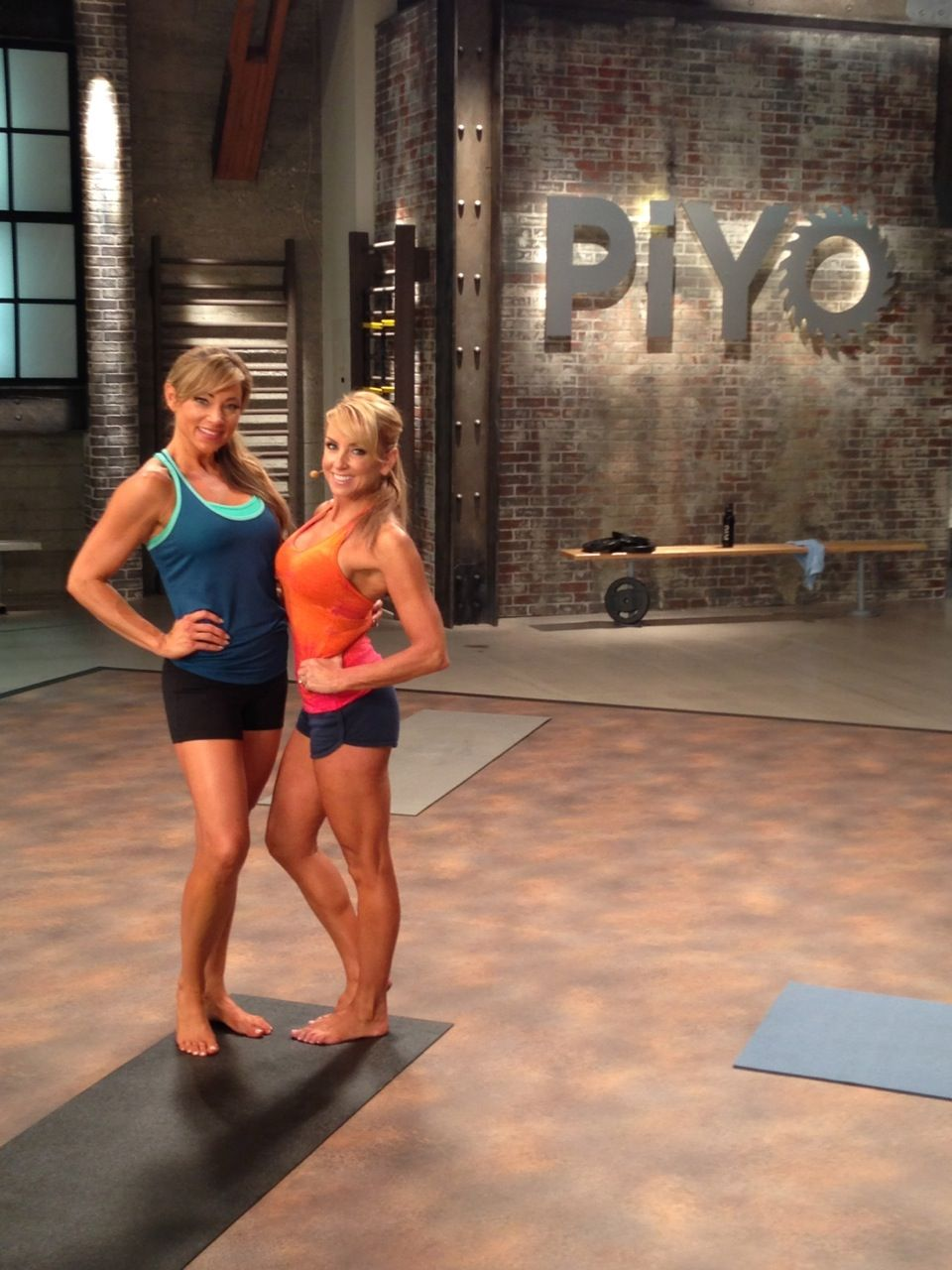 Mindy from Turbo Jam & PiYo -http://www.chalenejohnson.com ...