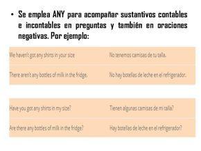 Sustantivos Contables E Incontables En Ingles Pdf Buscar