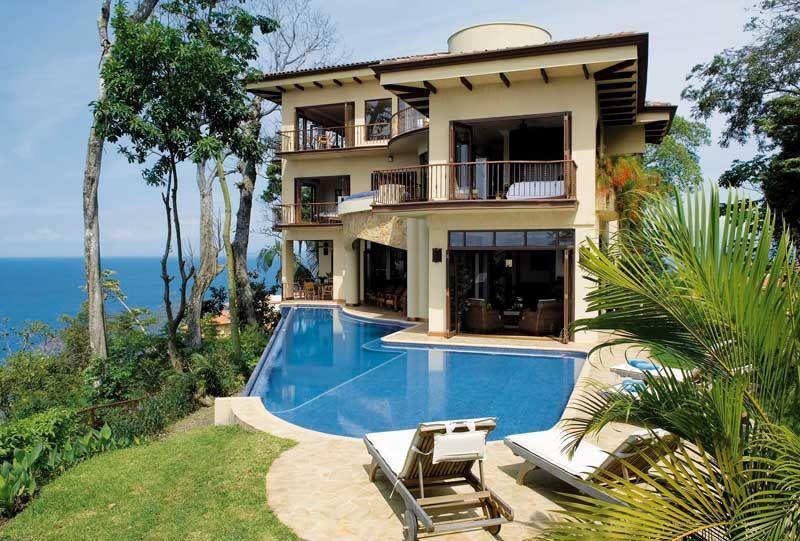 costa rica beach houses google search beach houses. Black Bedroom Furniture Sets. Home Design Ideas